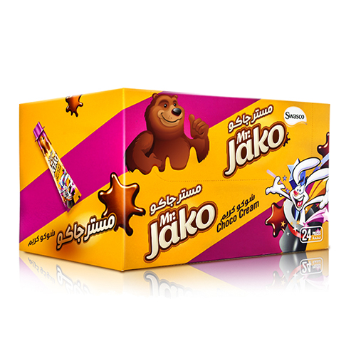 MR. JAKO