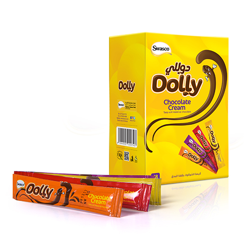 DOLLY CHOCOLATE cream